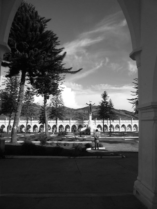 Por los Caminos Ancestrales. Cementerio de Sonsón, Antioquia, Colombia. MMX.