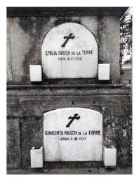 Tumba de Emilia Rasch De La Torre - Conchita Rasch De La Torre