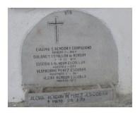 Tumba de Eugenio Rendon Y Canpuzano - Dolores Escallon