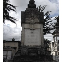 Tumba de Francisco De La Torre