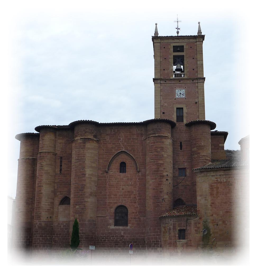 Monasterio de la Santa María Real de Nájera.