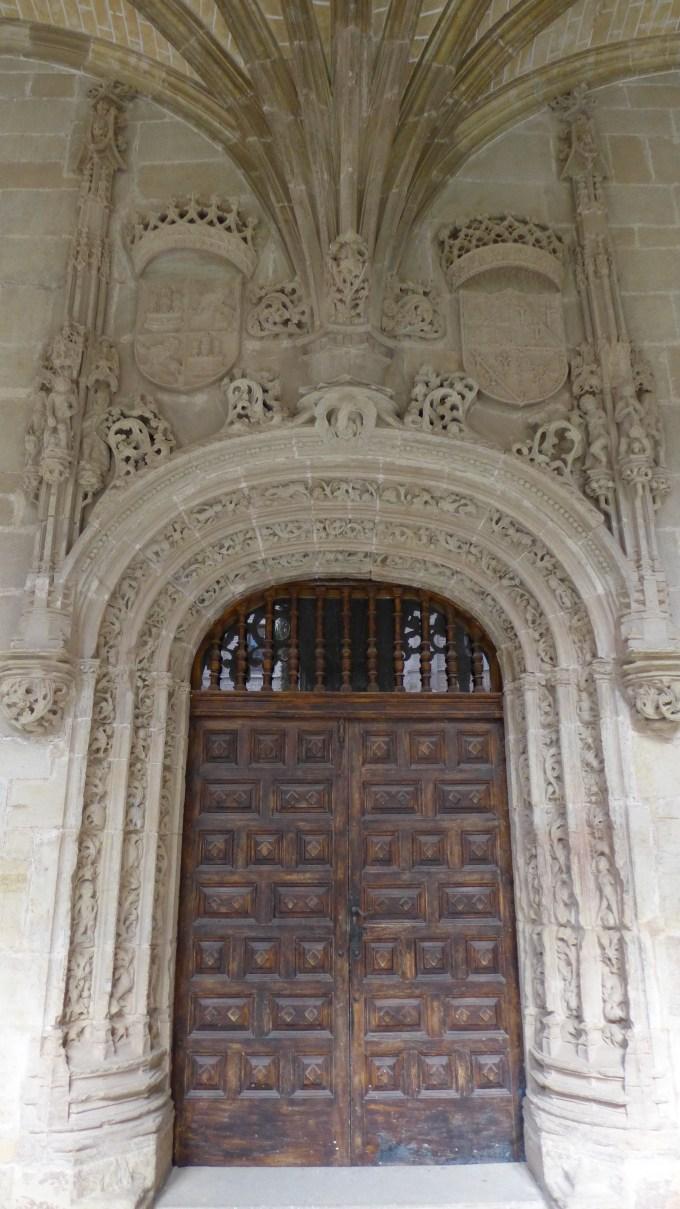 Puerta de los Reyes.
