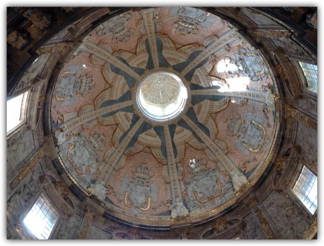 Cúpula de la Basílica de Santuario de Loyola.