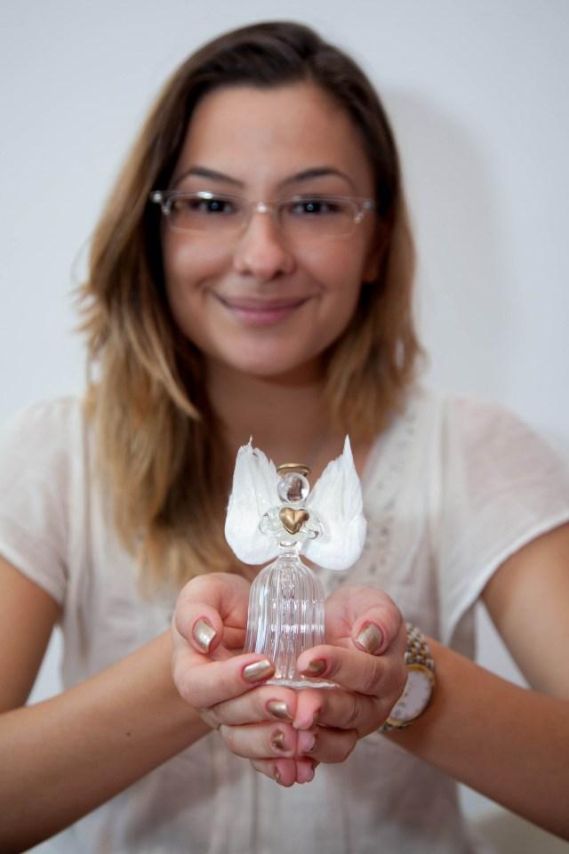 angel post blog anamariapopa.com ana maria popa white christmas blessed happiness smile image