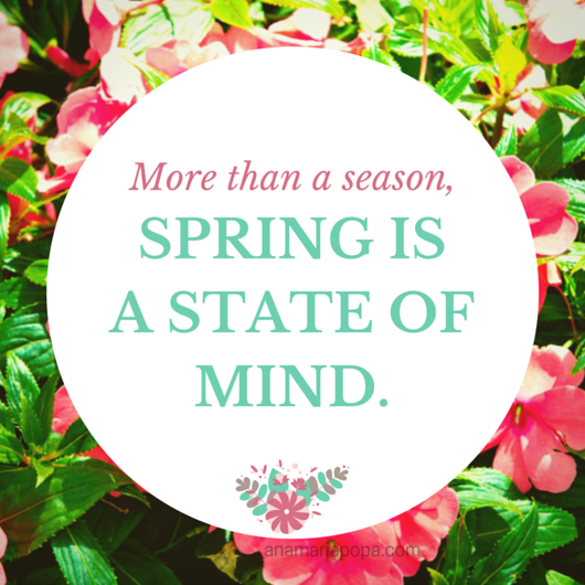 10 Lovely Quotes About Spring