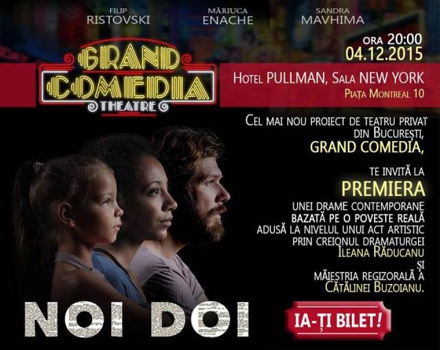 anamariapopa.com blog post piesa noi doi 4 decembrie afis teatru grand comedia