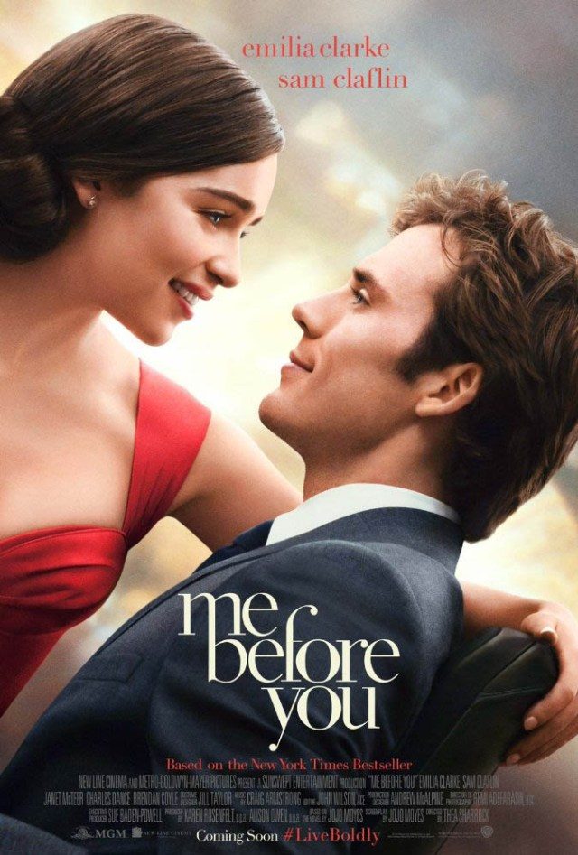 anamariapopa.com me before you inainte sa te cunosc review emilia clarke sam claflin