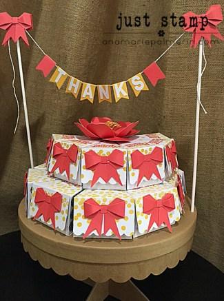 Sweet Stack Celebration Cake
