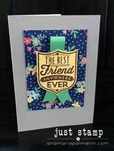 Badges & Banners Best Friend
