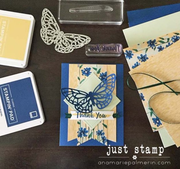 Stampin' Up! | Just Stamp | Abstract Impressions Suite