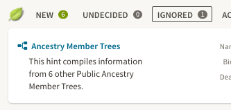 Building a good Public Ancestry.com tree – Part One: sources, citations, facts, and proof