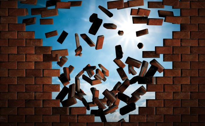 Putting it all together – Part 2: The brick wall starts to crumble