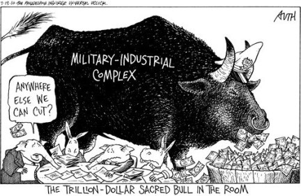 Image result for the military-industrial complex