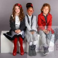 HOW TO DRESS KIDS - KOKA BABY DESIGN F/W 13