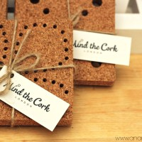 HANDMADE HOME WARE BY MIND THE CORK