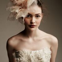 HEADPIECE INSPIRATION FOR THE BIG DAY