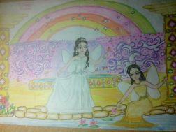 A fairy kingdom....