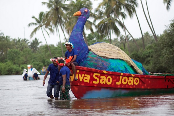 Travel To Goa For The Sao Joao Festival