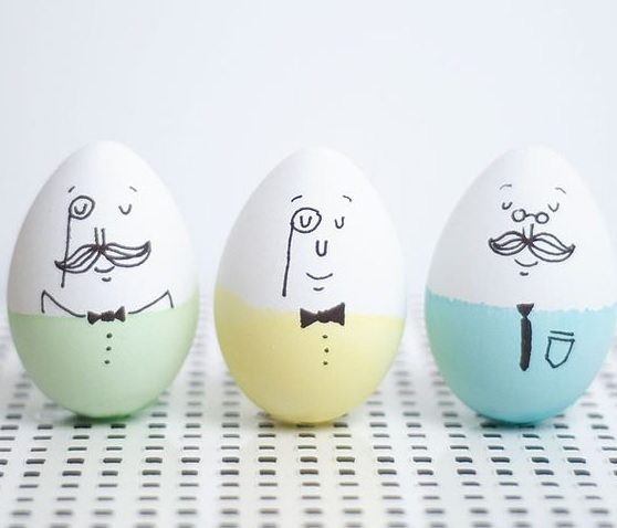 Easy DIY Easter Egg Decorating Ideas