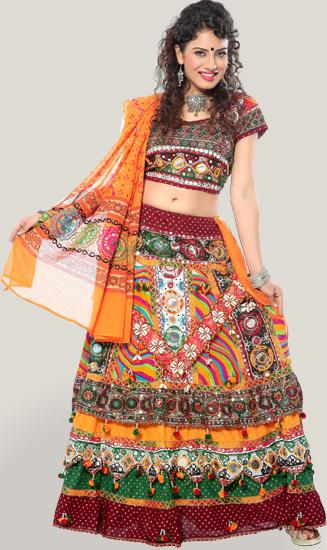 Chaniya Choli For Navratri & Garba