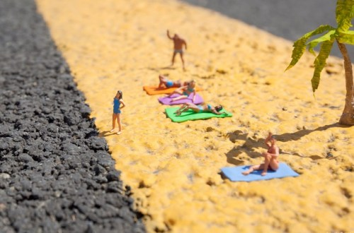 Stunning Miniature Photography - Photos & Tips for Miniature Photography