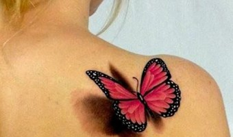 7 Really Cool 3D Tattoo Designs