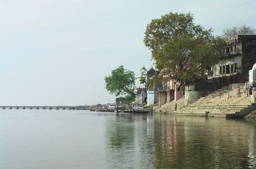 Discover the Center Of The Earth- Brahmavart Ghat, Kanpur