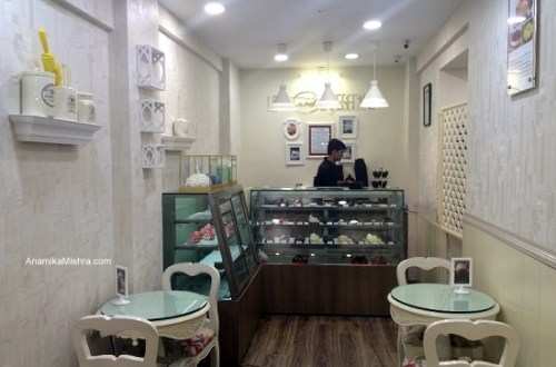 Love and Cheesecake Bakery, Powai - Review
