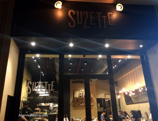 Suzette French Cafe, Powai, Mumbai - Review