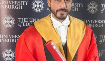 8 Inspiring Things Said By Dr. Shahrukh Khan In His Edinburgh Speech