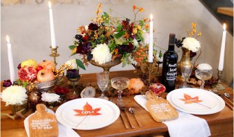 11+ Beautiful Fall Wedding Decoration Ideas With Photos