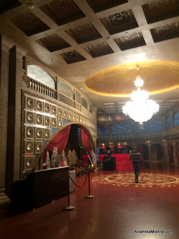 Kingdom Of Dreams - My Experience