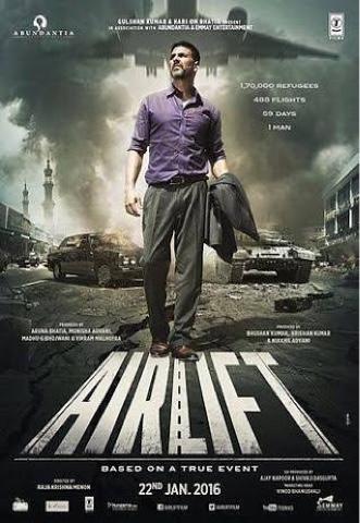 Akshay Kumar Starrer Airlift