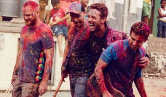 The Peppy New ColdPlay Song Shot In Mumbai Should Be On Your Playlist