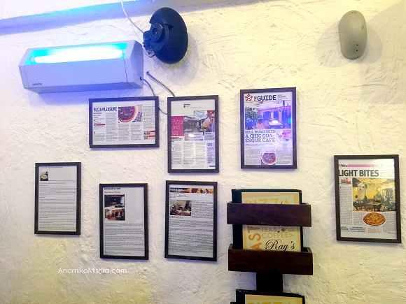 Ray's Cafe & Pizzeria, Bandra West, Mumbai - Your Next Favorite!