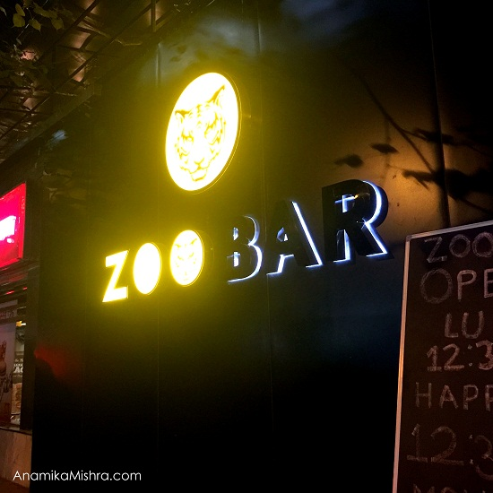 ZooBar - Themed Restaurant In Mumbai For Pet Lovers