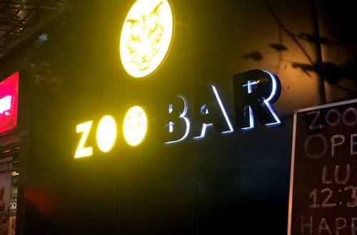 ZooBar - Themed Restaurant In Mumbai For Pet Lovers