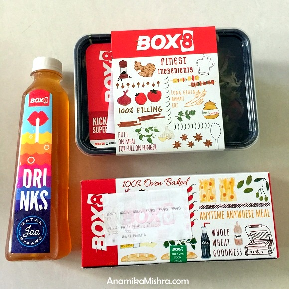 Box8 - Online Food Service In Mumbai, Delivering Hot & Yum Food