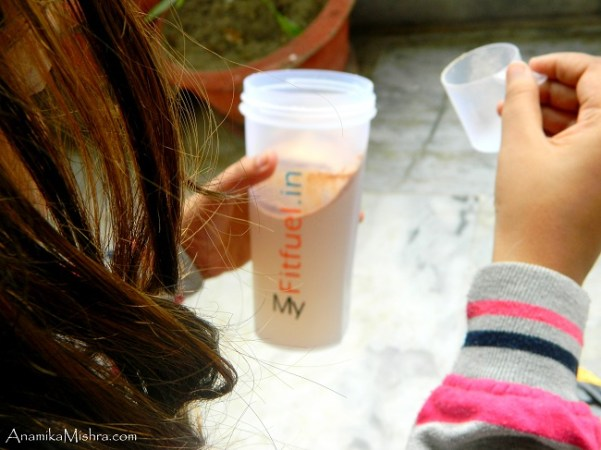 MyFitFuel MFF Whey Protein 80 -Tasty Way To Taking Care Of Your Fitness