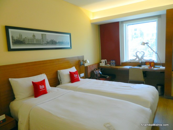 Hotel Ibis Mumbai Airport -Good Option For Business Travellers