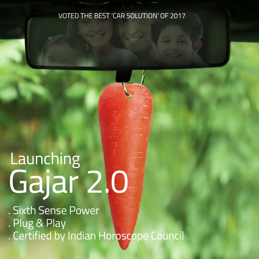 """The Gajar With """"Magical"""" Features"""