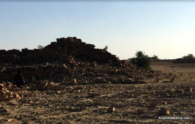 When I Visit The Cursed Village Called Kuldhara in Rajasthan