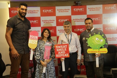 Panel Discussion About Building Blocks Of Nutrition By GNC India