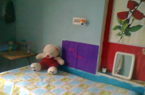 #AmityDiaries : My Hostel Room
