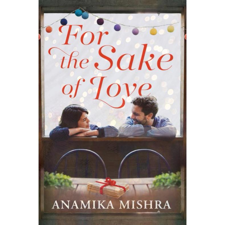 For The Sake Of Love - Book Cover