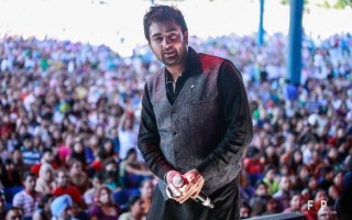 Sharry Maan Live At Big Boyz Louange, Gurgaon