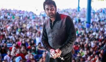 Sharry Maan Live At Big Boyz Louange, Gurgaon [2017]