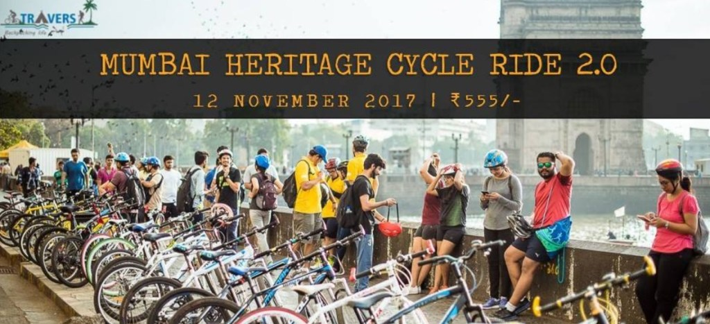 Gear Up For Mumbai Heritage Cycle Ride 2.0 In November
