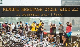 Gear Up For Mumbai Heritage Cycle Ride 2.0 In November [2017]