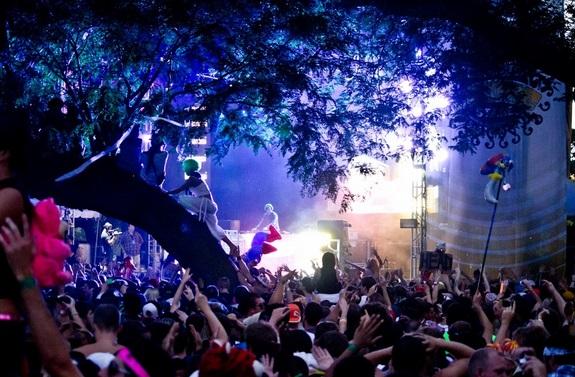 Skulllouder Music Festival 2017 -New Year Event